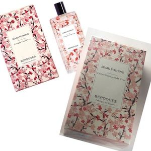 NIB, Anthropologie Cologne Grand Cru Somei Yoshino